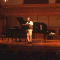 Roosevelt University, Ganz recital hall