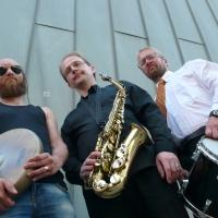 Saxcussion: Mika Kallio, O-P Tuomisalo & Aki Virtanen
