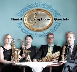 Akateeminen SaksofonikvartettiThe Academic Saxophone Quartet